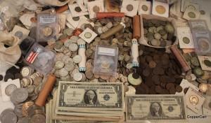 Coin Appraisals, Coin Collection Appraisals