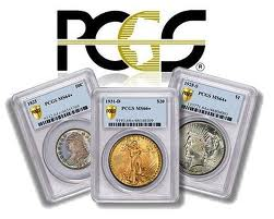 PCGS Coin Appraisal Grading Service