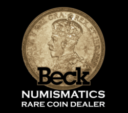 Beck Numismatics Rare Coin Dealers