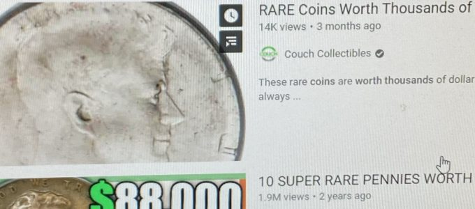 Coin Scams Youtube