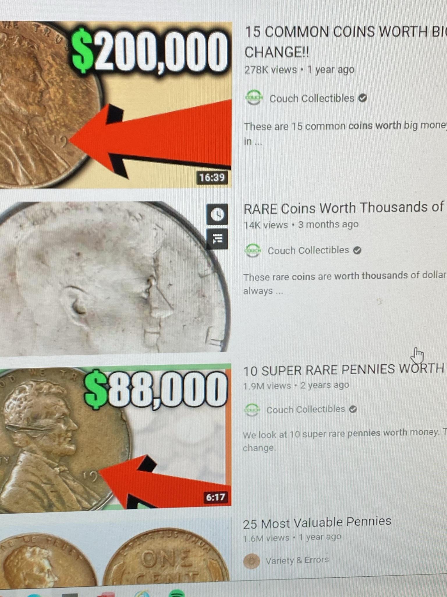 Coin Scams Youtube